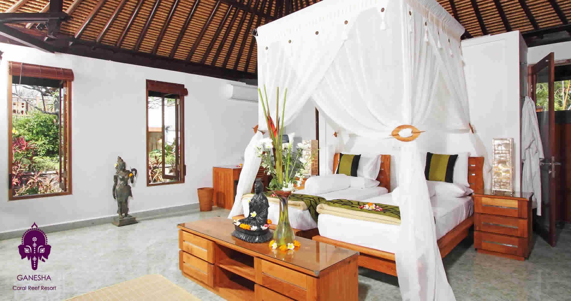 Ganesha Bali Bedroom