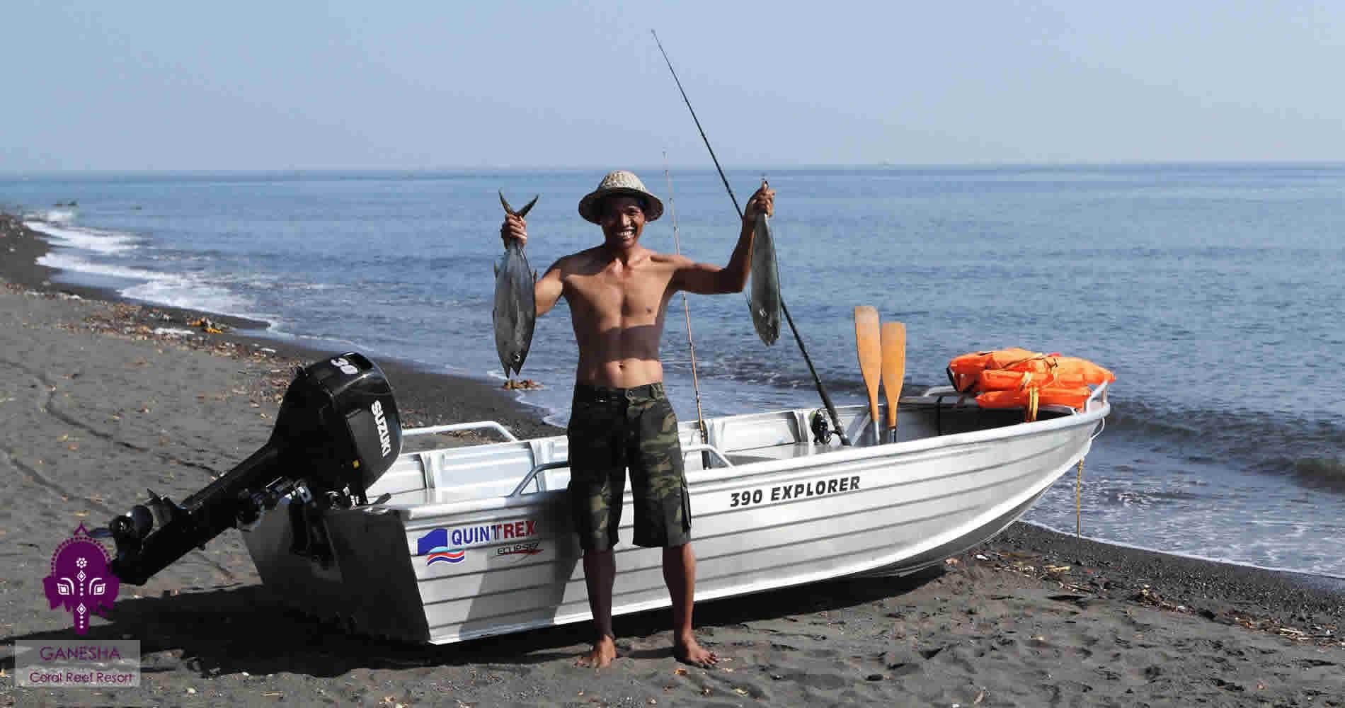 Ganesha Bali Fishing
